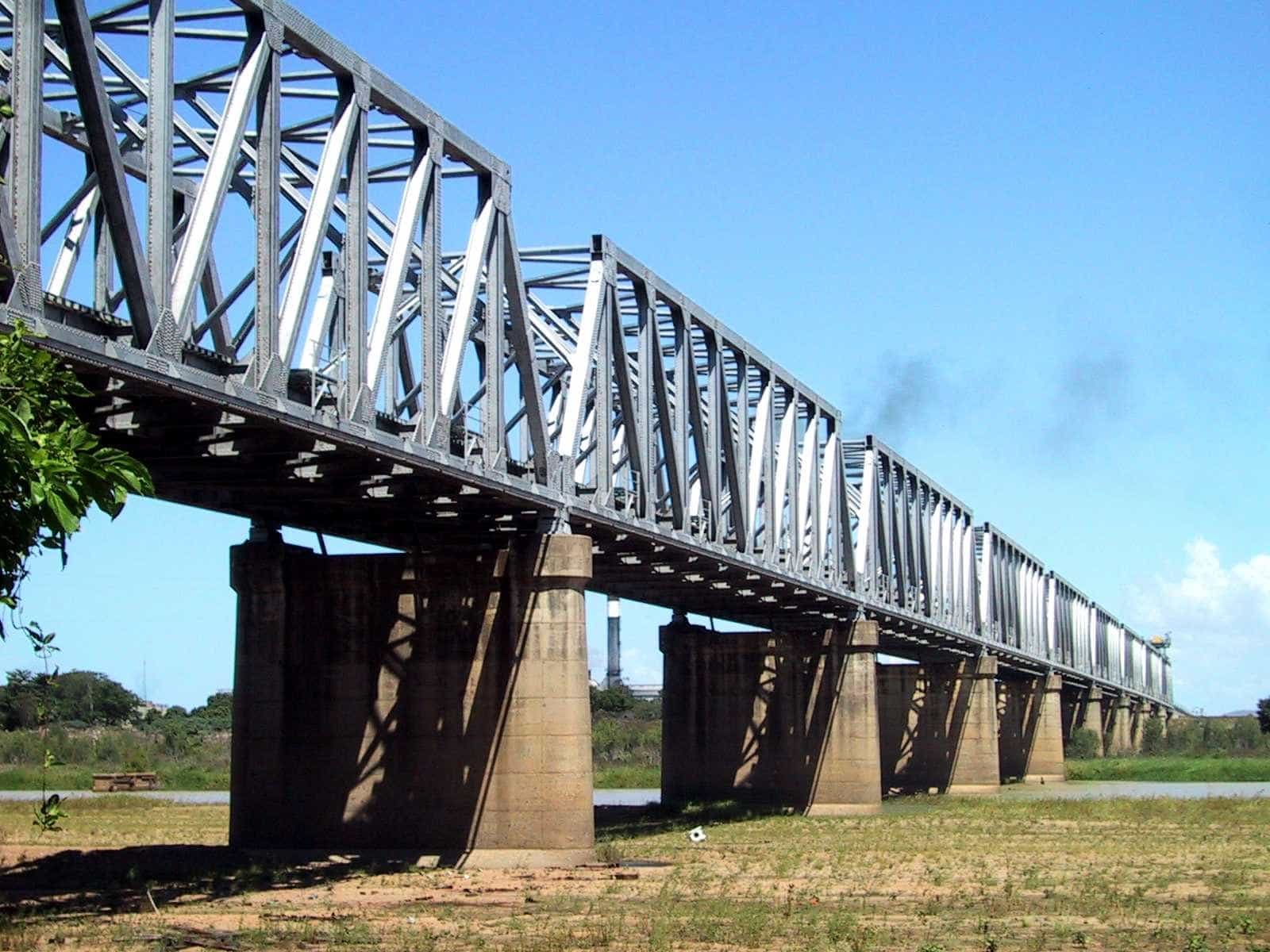 Under Burdekin Bridge